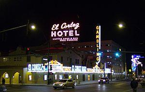 El Cortez (Las Vegas) - Image: EL Cortez Fremont East