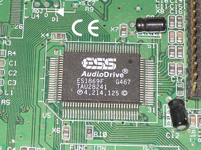 ESS ES1978 MAESTRO-2E SOUND CARD WINDOWS DRIVER