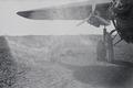 ETH-BIB-Flugzeug in Wüste -unscharf--Nordafrikaflug 1932-LBS MH02-13-0219.tif