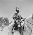 ETH-BIB-Kaiser Haile Selassie I. zu Pferd an einer Parade-Abessinienflug 1934-LBS MH02-22-0402.tif