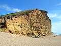 East Cliff at West Bay - geograph.org.uk - 394704.jpg