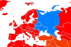 øst europa kart Øst Europa – Wikipedia øst europa kart
