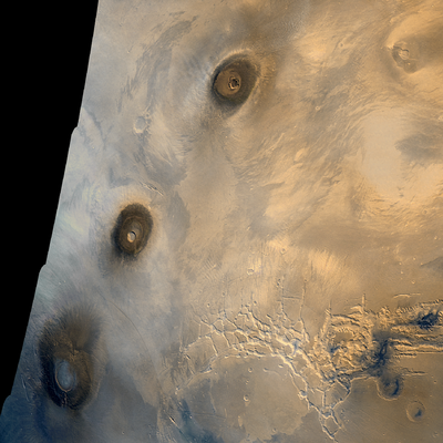 Eastern Tharsis and Noctis Labyrinthus.png