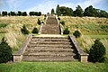 Easton Hall terrace steps - geograph.org.uk - 938422.jpg