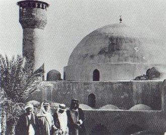 Al-Ahsa Oasis - Qasr Ibrahim, built in 1571