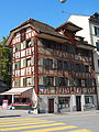 Eckhaus Franziskanerplatz 3 Burgerstrasse P9230008.JPG