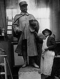 Edgar-Henri Boutry French artist