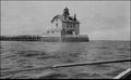 Edgartown Harbor Light (c1830), with new lantern room and wooden bridge*.png