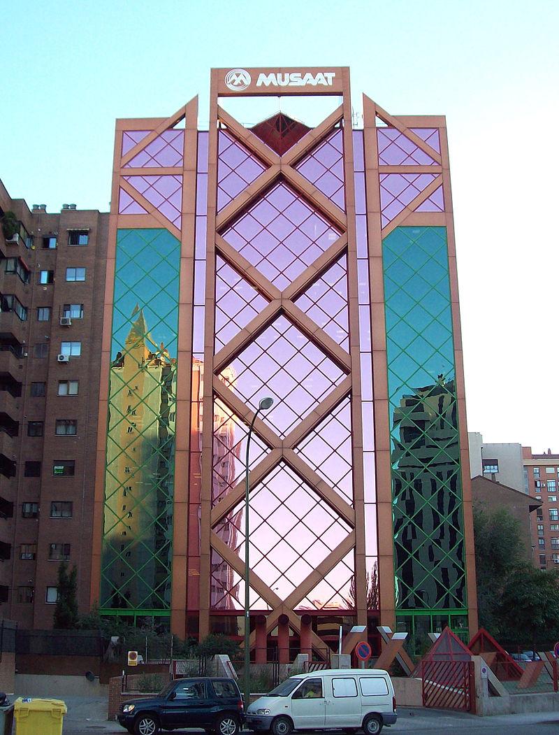 Edificio MUSAAT