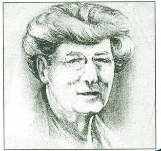 E. M. Hull - An anonymous sketch