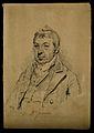 Edward Jenner. Pencil drawing attributed to H. Edridge, 1821 Wellcome V0003096.jpg