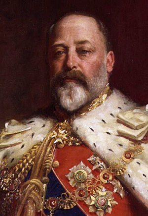 Colony of New Zealand - In 1907, Edward VII declared New Zealand to be a Dominion.