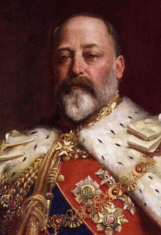 Edwardian era - Image: Edward VII. Großbritannien