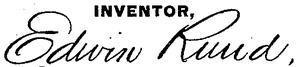 Edwin Ruud - Image: Edwin Ruud inventor Signature
