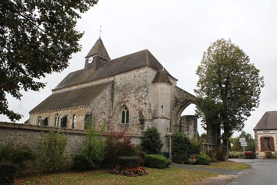 Église Saint-Pierre de Charleville,  (Classé, 1920)