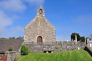 L'église Saint-Michel.
