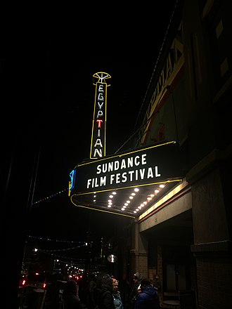 Sundance Film Festival - Peery's Egyptian Theater hosts the Sundance Film Festival 2018