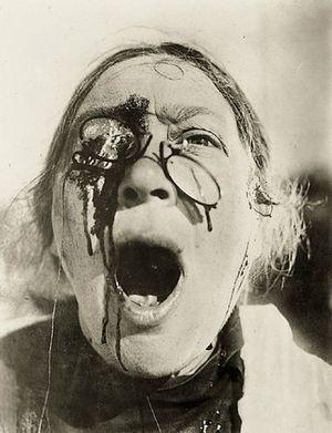Fragment of a Crucifixion - Image: Eisenstein Potemkin 2