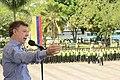 El Gobierno Nacional hace entrega de mil uniformados a la Policia Metropolitana de Cali, en cumplimiento de la politica de seguridad ciudadana (8341444791).jpg