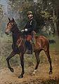El rey Alfonso XII a caballo (Román Navarro).jpg