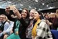 Elisha McCallion MP and Gerry Adams TD (25371348517).jpg