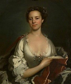 Anne Hamilton, Duchess of Hamilton Third wife of James Hamilton, 5th Duke of Hamilton