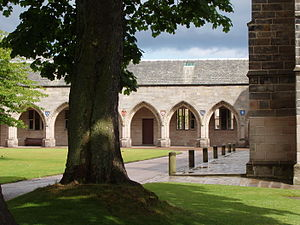 King's College, Aberdeen - Elphinstone Hall