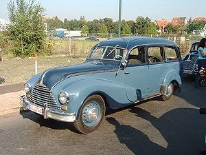 BMW 340 - EMW 340 kombi