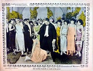 <i>Enemies of Women</i> 1923 film by Alan Crosland