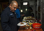 Engineering Department holds holiday party aboard USS Carl Vinson 141031-N-WD464-108.jpg