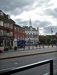 Staines-upon-Thames – Veduta