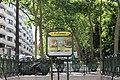 Entrée Station Métro Botzaris Paris 2.jpg