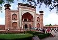 Entrance gate to Taj.jpg