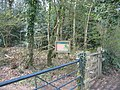 Entrance to Lion Wood Nature reserve - geograph.org.uk - 159256.jpg