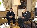 Entretient de M. Rafik Abdessalem, Ministre des Affaires Etrangères, avec son homologue égyptien Mohamed Kamel Amr. (6806012601).jpg