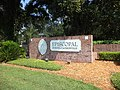 Episcopal School of Jacksonville sign on Atlantic Blvd.JPG