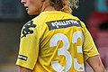 Equality FC badge on Lewes FC women kit.jpg