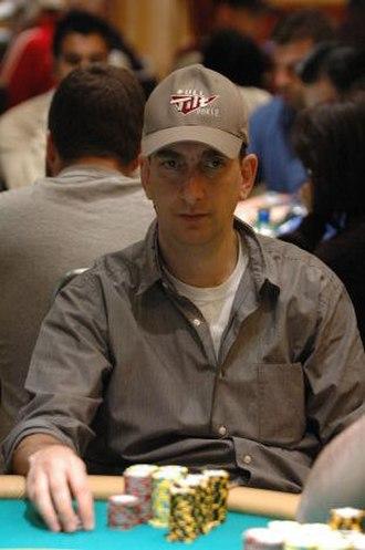 Erik Seidel - Seidel during the 2006 World Poker Tour Five Diamond