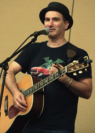 Eric Stuart - Stuart performing in Phoenix, Arizona in 2016