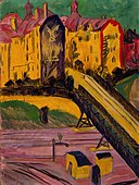 Ernst Ludwig Kirchner - View from the Window - 902-1983 - Saint Louis Art Museum.jpg