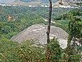 Escória de silício da Usiminas com o Rio Piracicaba ao fundo, Ipatinga MG.JPG