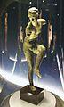 Estàtua d'Afrodita preparant-se per al bany, exposició La Bellesa del Cos.JPG