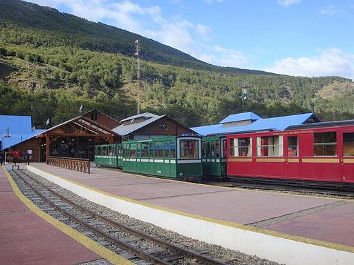 Estación Fin del Mundo, Tren del Fin del Mundo
