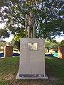 Estatua de Ansina en Plaza Ansina, Villa Ansina.jpg