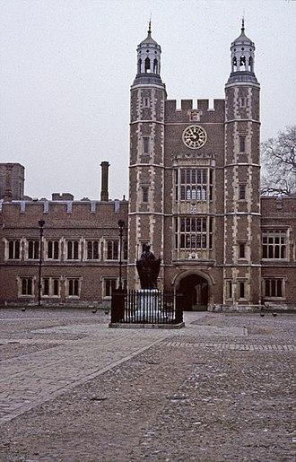 Oscar Browning - Eton College