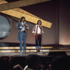 Eurovision Song Contest 1976 rehearsals - Austria - Waterloo & Robinson 4.png