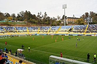 2015 FIFA U-17 World Cup - Image: Everton Cobreloa, 23 08 2015 Estadio Sausalito