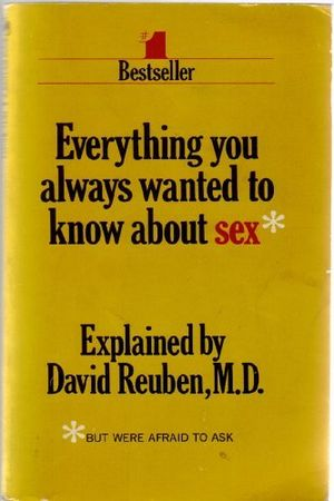 David Reuben (author) - Image: Everythingsex