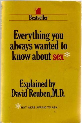 David Reuben (author) - Image: Everythingsex