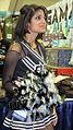 Evil Cheerleader at WonderCon 2010 1.JPG